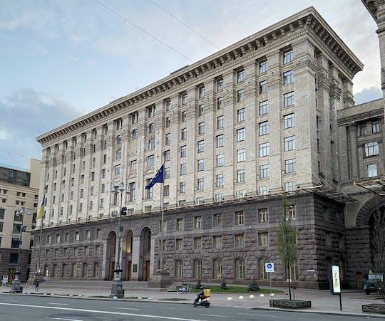 Private Tour durch die sowjetische Geschichte und Architektur in Kiew