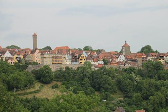 Tour a Rothenburg ob der Tauber da Norimberga