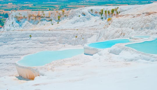 Pamukkale tickets and guided tour