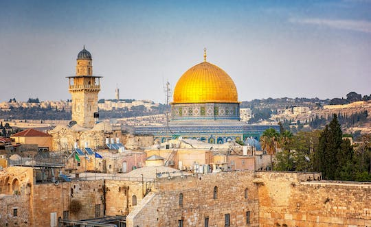 Jerusalem and the Dead Sea full-day tour from Jerusalem