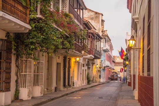 Zwiedzanie miasta Cartagena