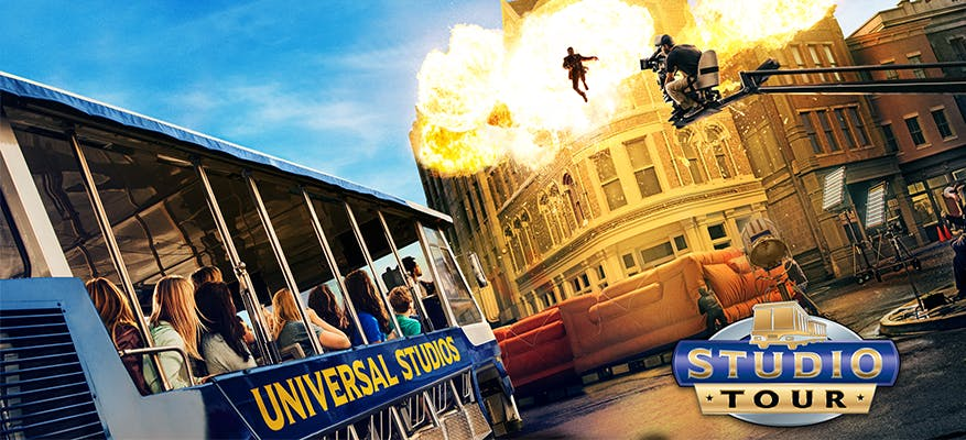 Pass per 1 o 2 giorni a Universal Studios Hollywood