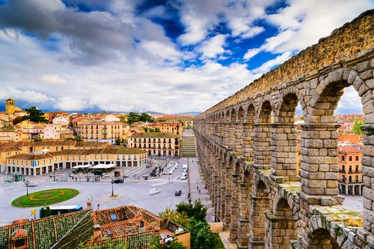 Tour a pie por Segovia
