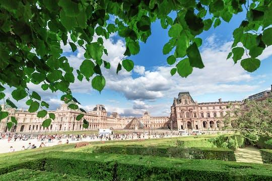 Privérondleiding door het Louvre Museum