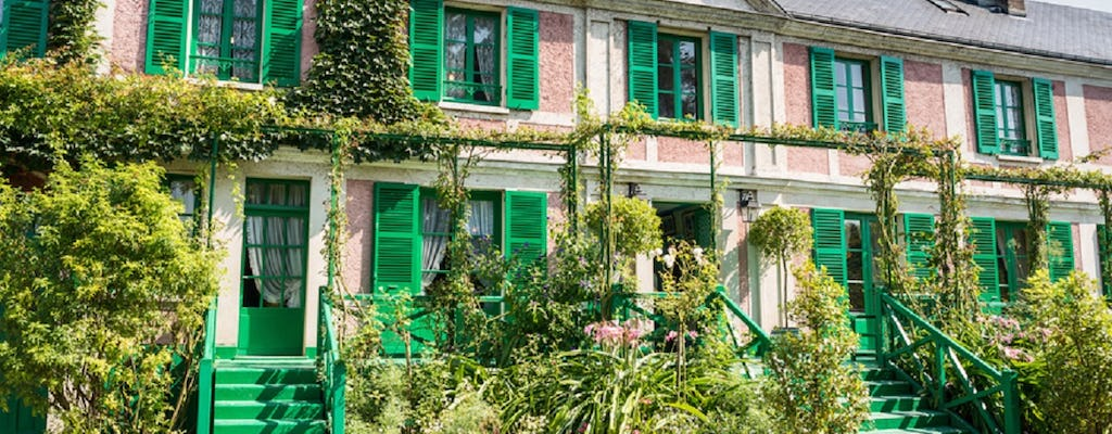 Private trip to Giverny from Paris