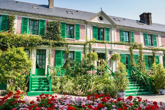 Excursion privée à Giverny au départ de Paris