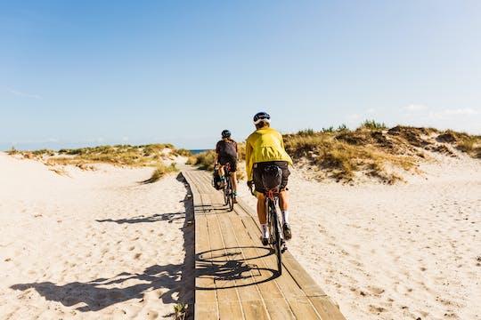 One-way fietsen met een toerfiets