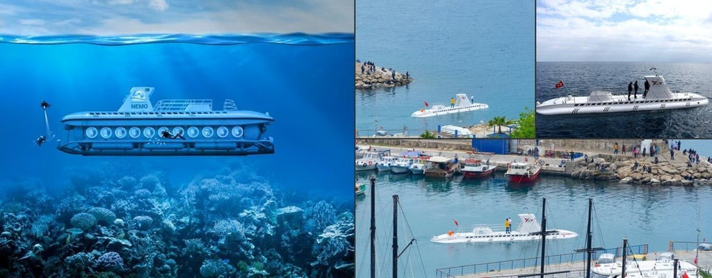 Submarine NEMO excursion