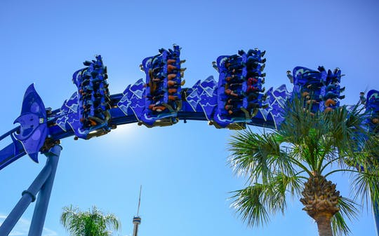 SeaWorld® Orlando single-day ticket