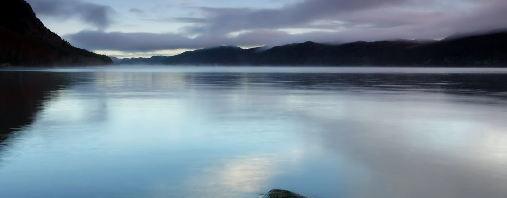 Tour di un giorno per piccoli gruppi di Loch Ness, Glencoe e Highlands da Glasgow