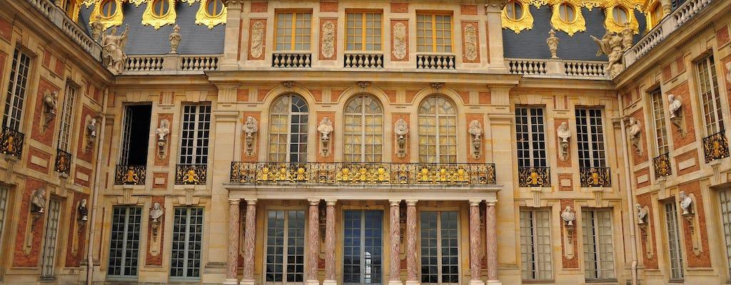 Excursión privada de día completo a Versalles desde Le Havre
