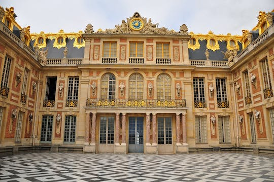 Private full-day excursion to Versailles from Le Havre