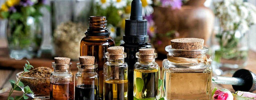 Masterclass virtual de perfumes con envío de aceites esenciales