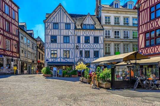 Full-day trip to Giverny and Rouen from Le Havre