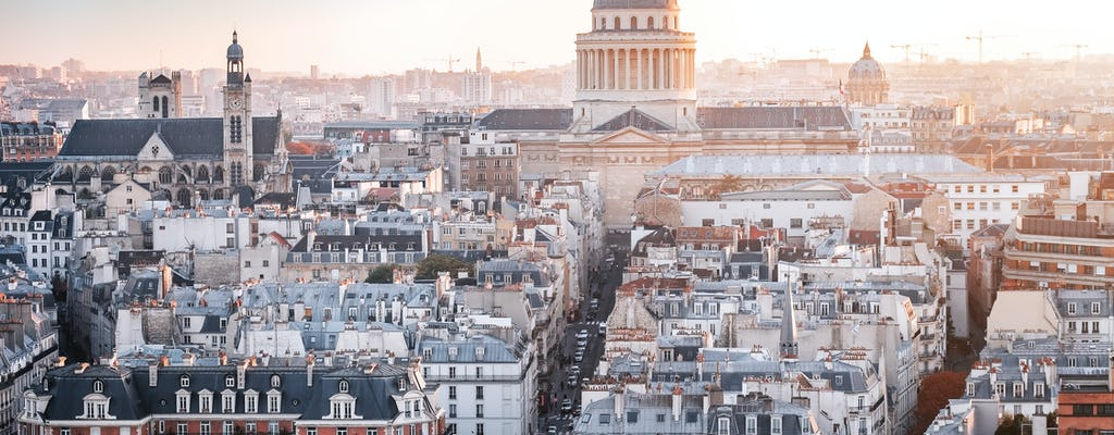 Tour privato del Quartiere Latino a Parigi