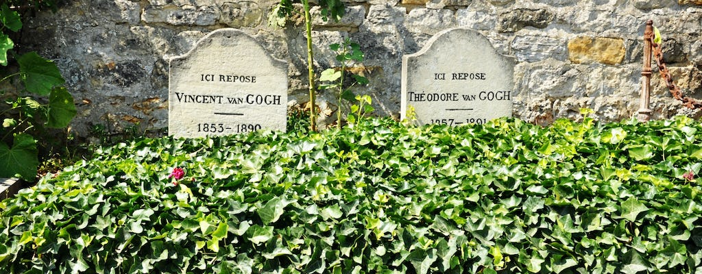 Van Gogh's private tour in Auvers-sur-Oise from Paris
