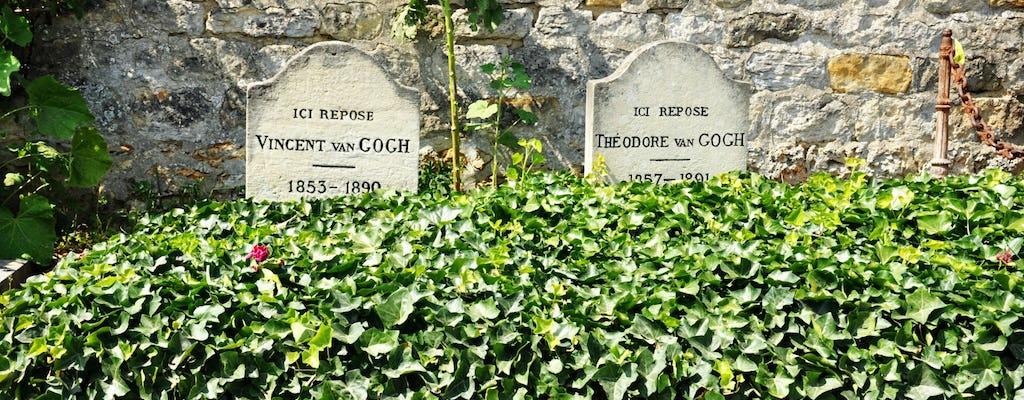 Tour particular de Van Gogh em Auvers-sur-Oise saindo de Paris