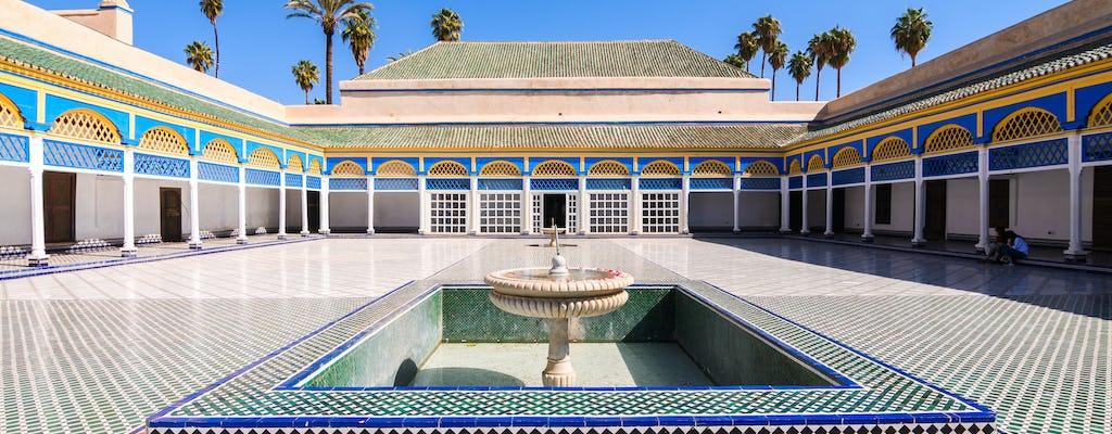 Geschichte der Marrakesch-Tour