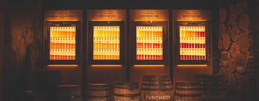 Odkryj małą grupową wycieczkę Malt Whisky z Edynburga
