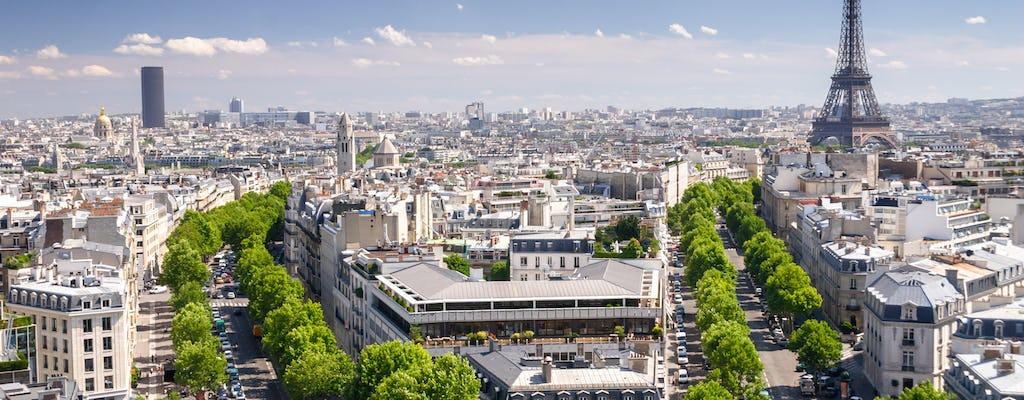Tour privato del quartiere degli Champs-Élysées