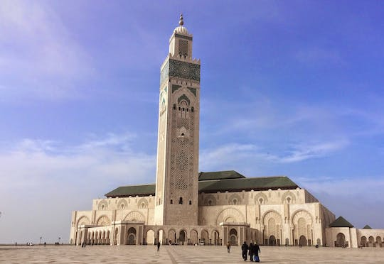 Tour of Casablanca and Hassan II Mosque