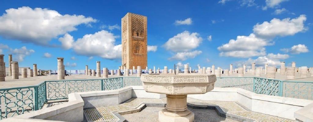 Tour di Rabat e del Museo Archeologico da Casablanca