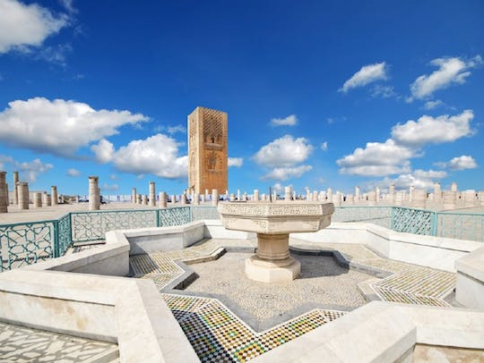 Tour durch das Rabat and Archaeological Museum von Casablanca aus