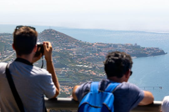 Cabo Girão und Monte