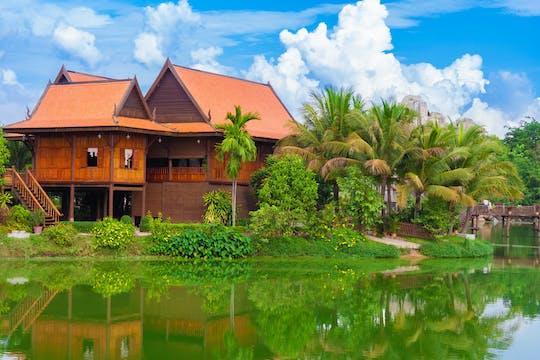 Tour del villaggio culturale in Cambogia