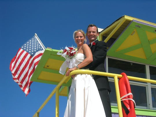 Miami Beach wedding package