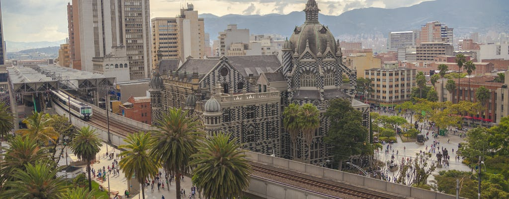 Tour della città di Medellín