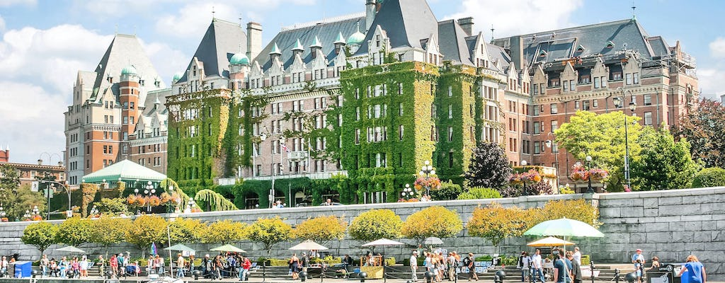 Best of Victoria small-group tour including Butchart Gardens