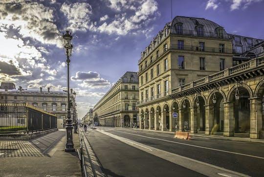 Prywatna piesza wycieczka po prawym brzegu Sekwany w Paryżu