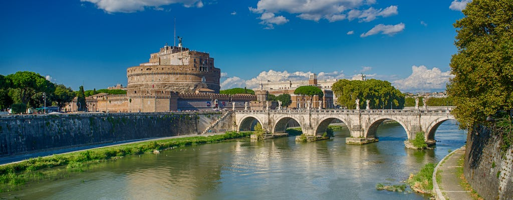 Walking tour of Rome's top attractions