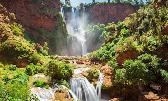 Full-day trip to Ouzoud Waterfalls from Marrakech