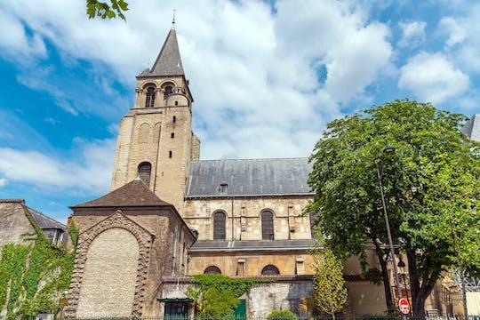 Tour privato del quartiere di Saint Germain
