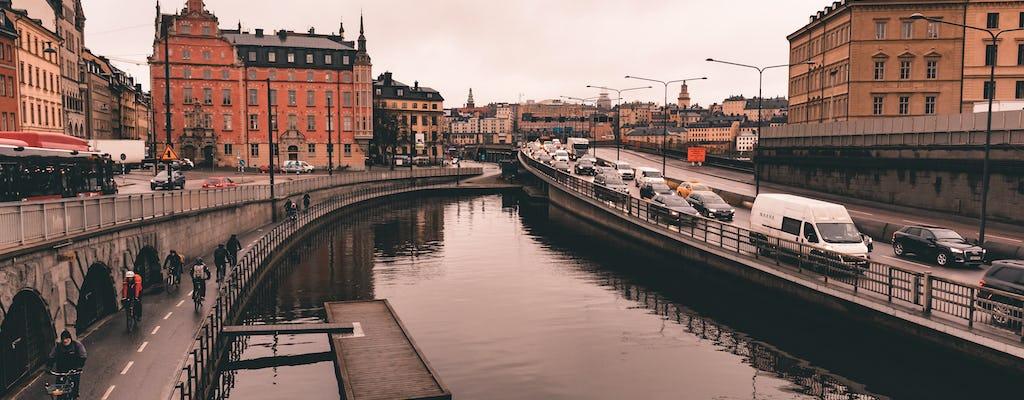 Tour privado por fotos Estocolmo