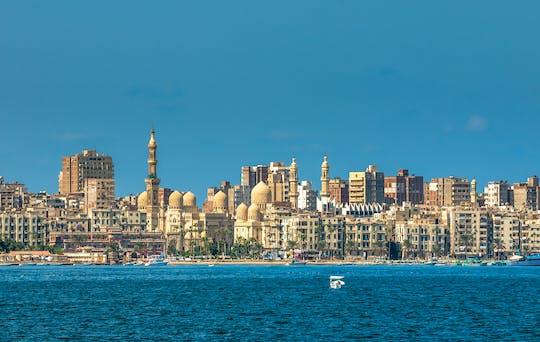 Visita de dia inteiro a Alexandria