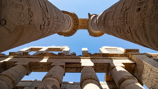 Luxor city tour with Karnak Temple and Valley of the Kings