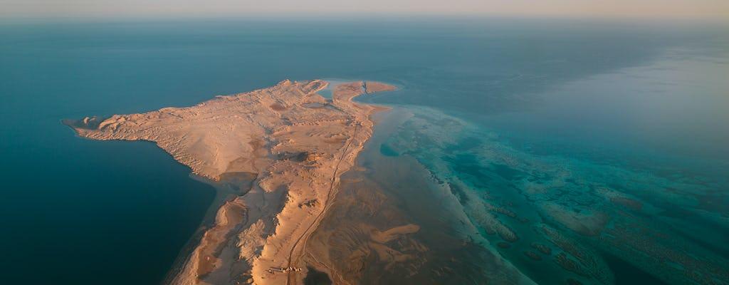 Crociera sul Mar Rosso a Ras Mohamed con pranzo