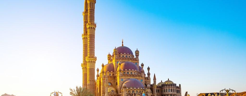Sharm el-Sheikh stad, moskee en museumtour
