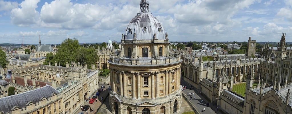 Tagestour in kleinen Gruppen in Oxford und Cotswolds Villages ab London