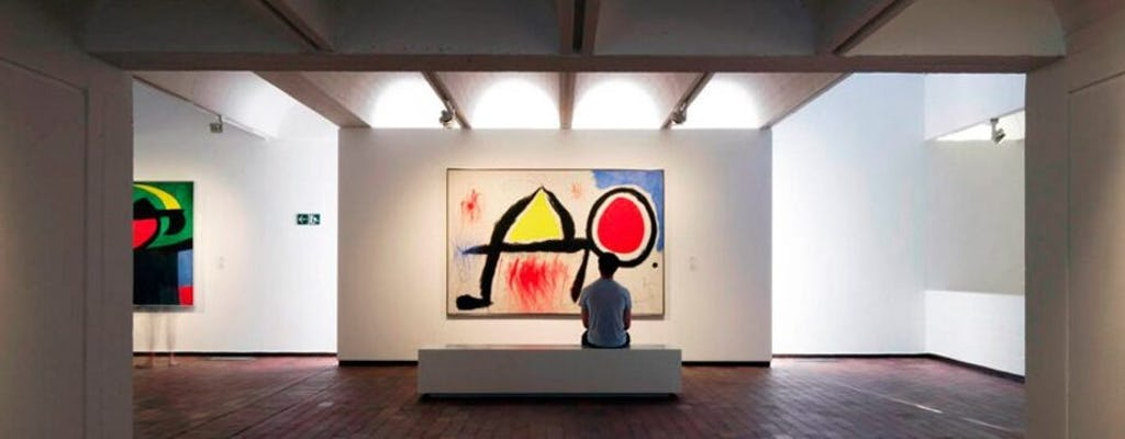 Biglietti salta fila per la Fundació Joan Miró a Barcellona
