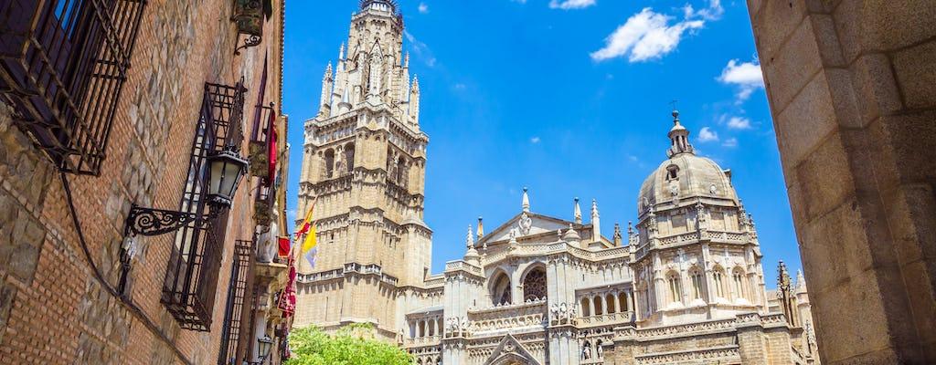 Tour à tarde em Toledo e show de flamenco Tablao Torres Bermejas