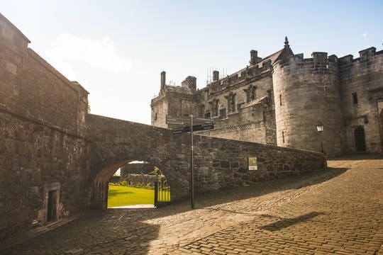 Stirling Castle, Loch Lomond and Whisky tour from Glasgow