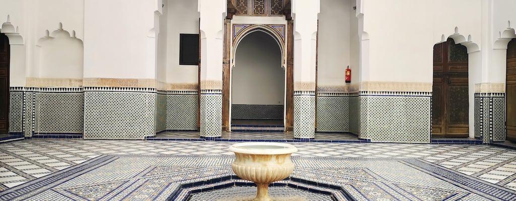 Tour culturale di Marrakech