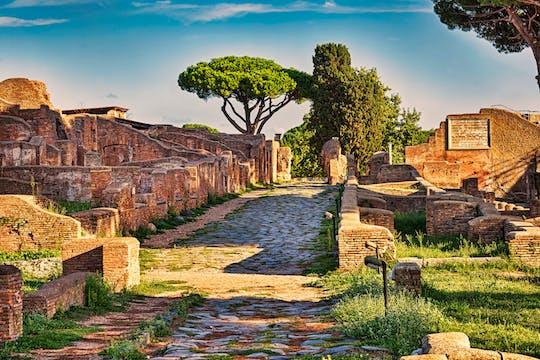 Tour a pie de la antigua Ostia