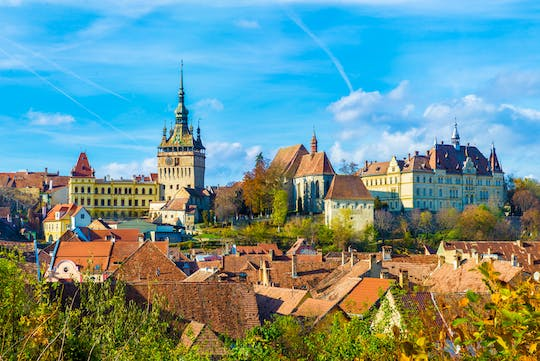 City tour of Sighisoara