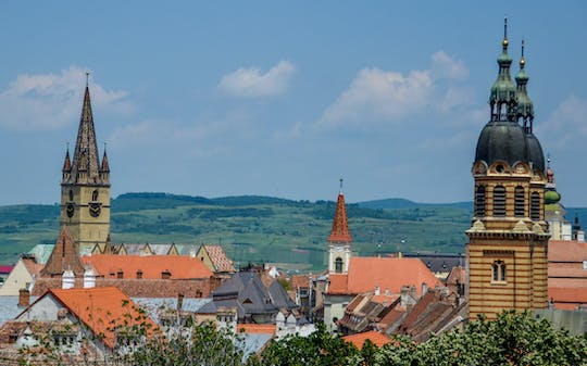 Full-day tour to Sibiu from Brasov