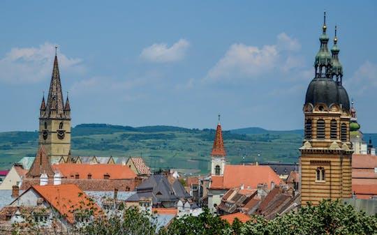 Excursión de día completo a Sibiu desde Brasov